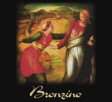 Bronzino  - Touch Me Not  Kids Clothes