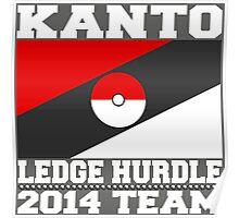 Kanto Ledge Hurdling Team 2 Poster