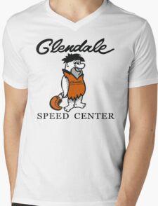 Glendale Speed Center Mens V-Neck T-Shirt
