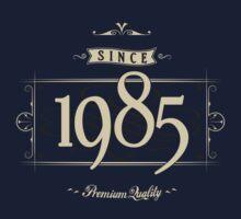 Since 1985 (Cream&Choco) by ipiapacs