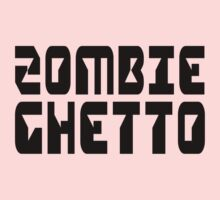 ZOMBIE GHETTO by Zombie Ghetto Kids Tee