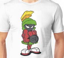 Swole Bodybuilding Martian Lifting  Unisex T-Shirt