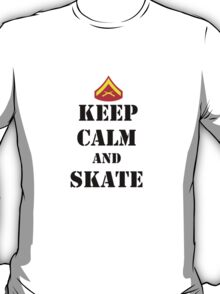 Keep Calm Lance T-Shirt