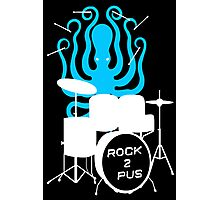 Octopus Rock! Photographic Print