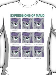 Expressions of Maud Tshirt T-Shirt