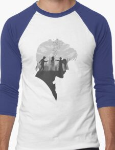 Goodbye Raggedy Man (Alternate) Men's Baseball ¾ T-Shirt