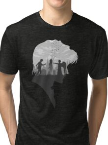 Goodbye Raggedy Man (Alternate) Tri-blend T-Shirt