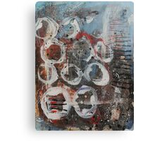 Abstract Expressionism 1 Canvas Print