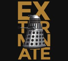 Doctor Who Dalek by nofixedaddress