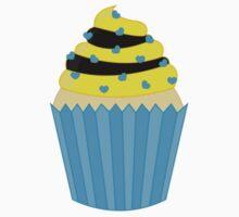 Disney Cupcake - Cinderella by lirazartberger