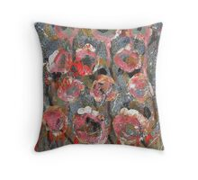 Abstract Expressionism 4 Throw Pillow