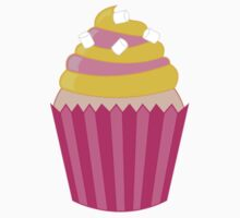 Disnay Cupcake - Aurora by lirazartberger