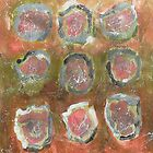 Abstract Expressionism 5 by Bea Roberts