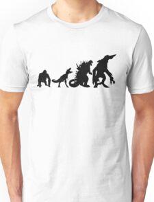 Monster Chart Unisex T-Shirt