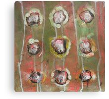 Abstract Expressionism 6 Canvas Print