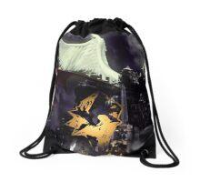 FINAL FANTASY BAG · FINAL FANTASY IX ~ Alexander! Drawstring Bag