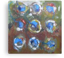 Abstract Expressionism 7 Canvas Print