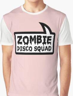 ZOMBIE DISCO SQUAD SPEECH BUBBLE by Zombie Ghetto Graphic T-Shirt