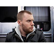 Liam Howard (Singer/Songwriter) Photographic Print