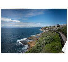 Coastal Walk Poster
