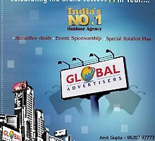 Outdoor Agency in Mumbai by GlobalAdvertise