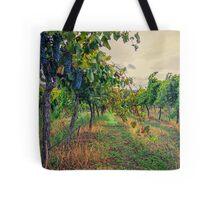 Vineyard Colours Tote Bag