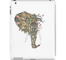 Asian Elephant iPad Case/Skin