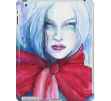 Let me be a present for you iPad Case/Skin