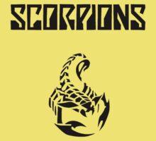Scorpions. by Snaflein