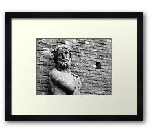 Sculpture Framed Print
