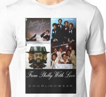 FROM PHILLY WITH LOVE Unisex T-Shirt