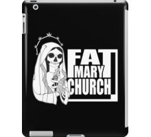 Fat Mary Church (W/B) - tablet cases iPad Case/Skin