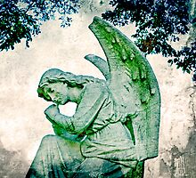 Angel's Thoughts by Valerie  Fuqua