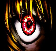 Kurapika's Eye by epyongart
