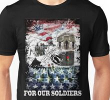 Soldiers For Soldiers Unisex T-Shirt