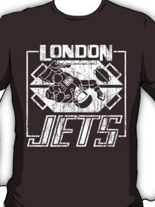 London Jets Distressed T-Shirt