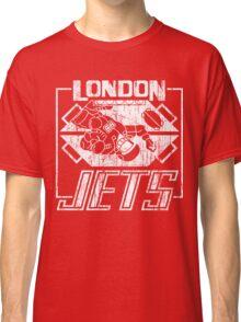 London Jets Distressed Classic T-Shirt