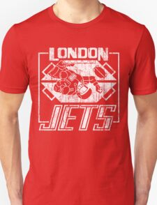 London Jets Distressed Unisex T-Shirt