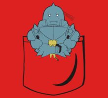 Pocket Alphonse (FMA) by chiaraleonicom