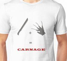 Freddy Krueger + Jason Voorhees Unisex T-Shirt