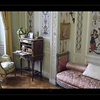 "The room with the ""Secretaire"" (Villa Ephrussi) by Roberta Angiolani"