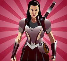 Lady Sif by great1man