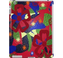 Otantic Flowers iPad Case/Skin