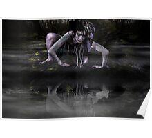 Swamp Girl Poster