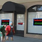 A poor business name and slogan practically guaranteed the quick demise of the new store. by Susan Littlefield