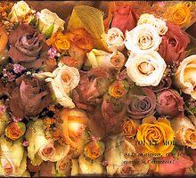 Vintage Roses by Jessica Jenney
