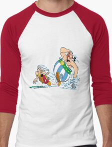 obelix Men's Baseball ¾ T-Shirt