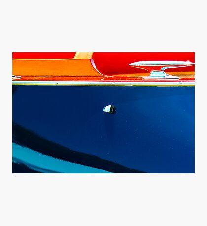 Reflecting hull Photographic Print