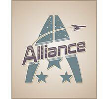 Vintage Alliance Photographic Print