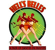 Hell's Belles Photographic Print